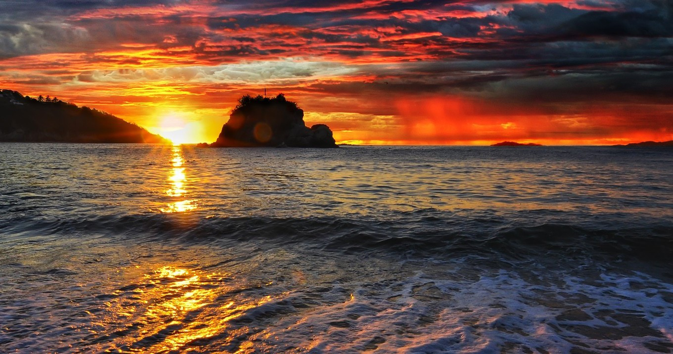 most-beautiful-sunset-in-the-world-wallpaper-1